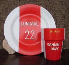 Ontbijtset Damian Davy