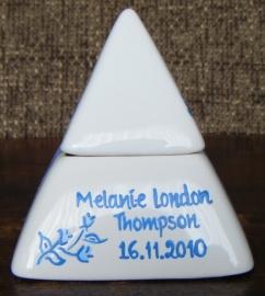 Tandendoosje Melanie London