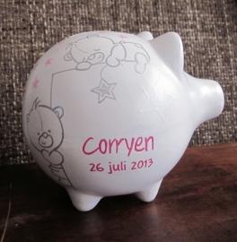 Spaarvarken Corryen