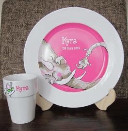 Ontbijtset Kyra