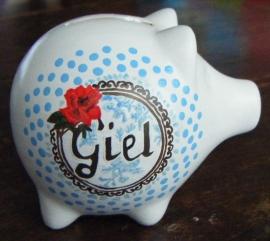 Spaarvarken Giel