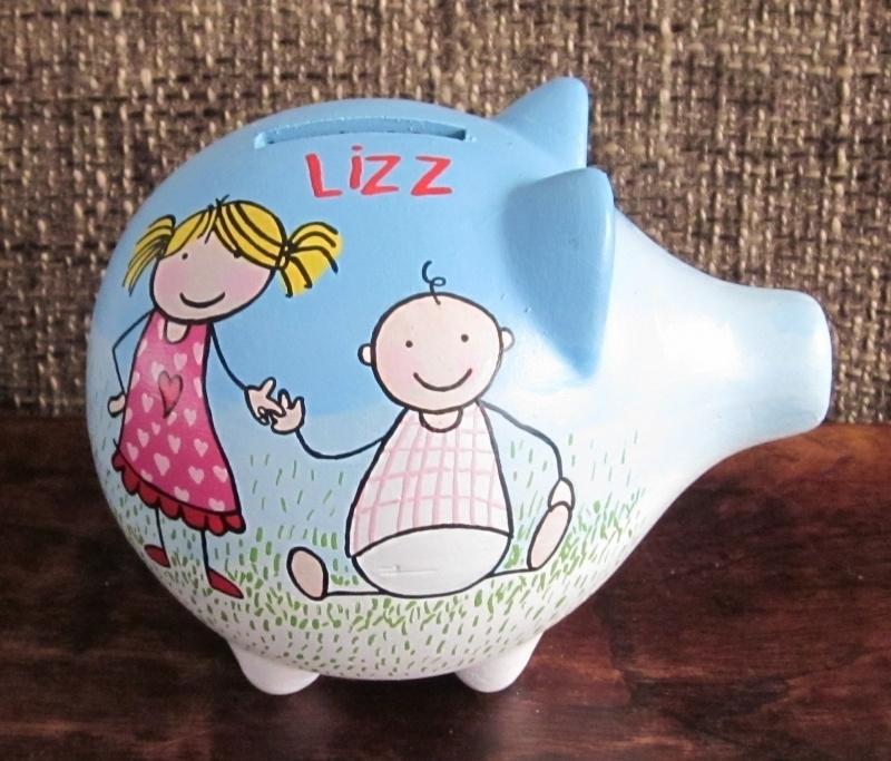 Spaarvarken Lizz