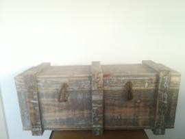 Houten kistje 58 cm
