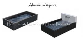 Aluminium vijvers