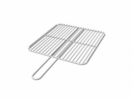 BBQ rooster 400x450x10mm.