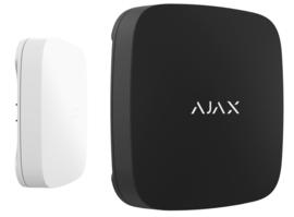 Ajax waterdetectie wit of zwart