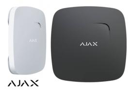 Ajax brandmelder wit of zwart