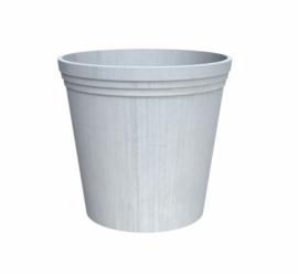 Plantenbak ST Verzinkt staal VSA2 D 830 / 600 x  H800 mm. gratis bezorgd