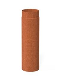 Cortenstaal Kachelpijp  Ø15,4x50cm