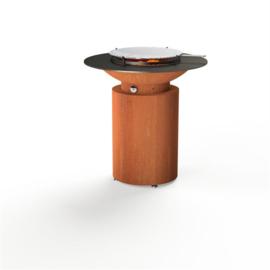 Cortenstaal  BBQ Grill Forno