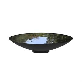 Gecoat Cortenstaal Waterschaal ST Ø150cm H31cm