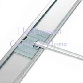 2,4 meter Easyfix LI gegalvaniseerd borderrand 10cm