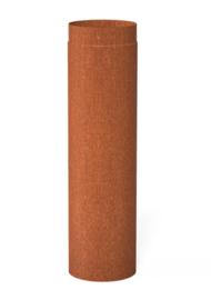 Cortenstaal Kachelpijp  Ø20,4x75cm