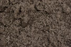 1m³ zwartegrond incl. bezorgen in de regio Breda (25 km.)