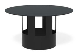 Regenkap zwart Ø20,4x21,5cm