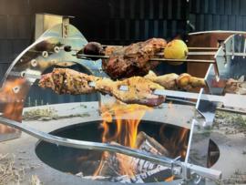 BBQ elektrische Grillbrug