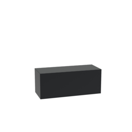 Aluminium Sokkel 1000x400x400