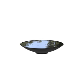 Gecoat Cortenstaal Waterschaal ST Ø100cm H21cm