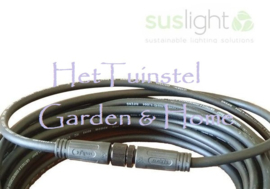SusLight 1 Meter - Q-S Connect 2 Aderig Stroomkabels 24V