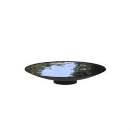 Gecoat Cortenstaal Waterschaal ST Ø120cm H21 cm