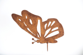 Schroef vlinder Iron ecoroest  30 x 15cm
