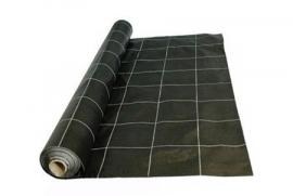 1 m² Antiworteldoek / geotextiel vanaf de rol 2,1 m. breed voor 95 ct per m² Afhalen op afspraak.