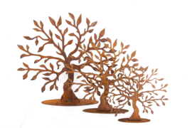 Levensboom Iron ecoroest groot
