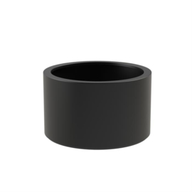Polyester plantenbak ST Cilinder 1000xH600 mm.