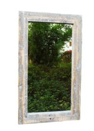 Houten spiegel 70/118