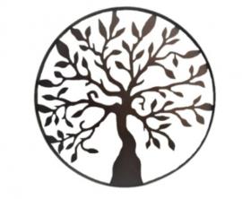 Wandframe levensboom