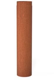 Cortenstaal Kachelpijp  Ø20,4x100cm