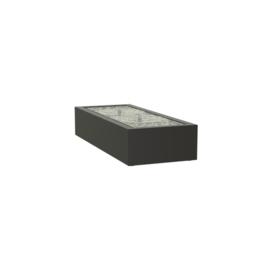 Aluminium Watertafel 200x80x40cm