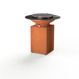 Cortenstaal ST BBQ Grill Forno (BFC6) Ø1000xH1015mm. Gratis bezorgd