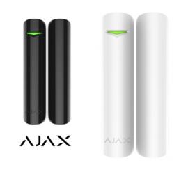 Ajax deurcontact met extra mini magneet zwart of wit