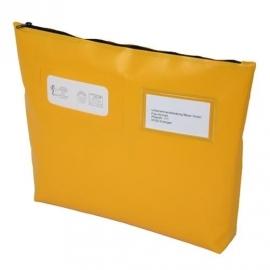 Posttassen met bodemrug