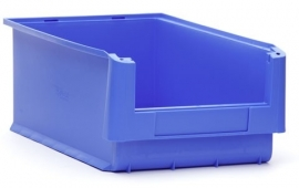 SLK5-5015 | Kunststof magazijnbak 50x31,5x20 cm (lxbxh), blauw, gewicht  1020 g