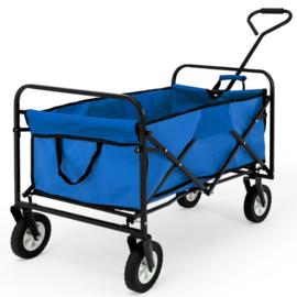 19971-BW | DEMA bolderwagen Sunny, opvouwbaar, draagvermogen 75 kg,  totaal afm. 1520/950x570x650 mm (bxdxh), wand 250 mm (h), gewicht 9,9 kg