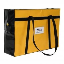 08300 | PROMAIL koerierstas met extra zijkantversteviging en draaghengsels
