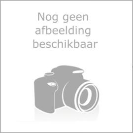 08260 | PROMAIL platte interne posttas met klittebandsluiting en PVC kleurstrook