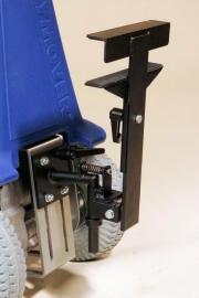 0411101 | FLEXYMOVER universeel koppelstuk inclusief traploos verstelbare trekhaak voor elektrotrekker SCM en HDM