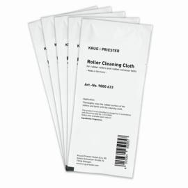 9000633 | IDEAL rubberrol reinigingsdoekjes voor 8306, 8324, 8335, 8345, 8590, 8280, 8283, verpakt per 5 stuks