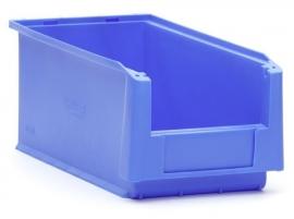 SLK3L-5015 | Kunststof magazijnbak 31,5x15x12,5 cm (lxbxh), blauw, gewicht 258 g