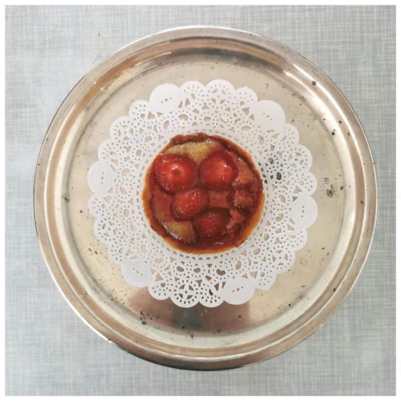 Crostatina di frutta