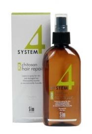 Sim Sensitive System 4  - R Chitosan hair repair, 215ml