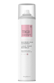 Tigi Copyright Maximum Hold Spray 385ml