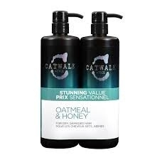 Tigi Catwalk Tween Oatmeal & Honey shampoo 750ml + conditioner 750ml
