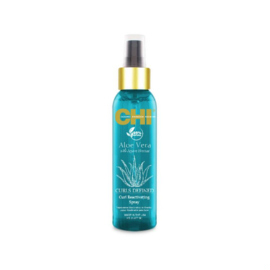 Farouk Chi Aloe Vera With Agave Nectar Curl Reactivating Spray 177ml