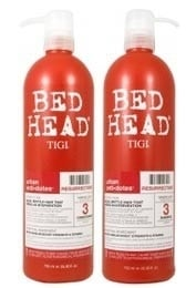 Tigi Bed Head Tween Resurrection Shampoo 750ml + Conditioner 750ml