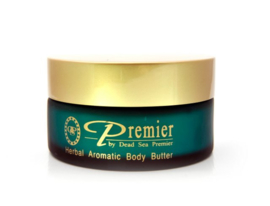 Premier - Dead Sea Premier Aromatic Body Butter - Herbal 165g
