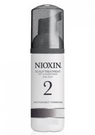 Nioxin system 2, scalp Treatment 100ml dunner wordend, fijn, natuurlijk haar